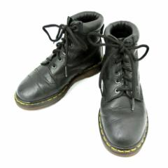 Dr.Martens ドクターマーチン 6ホール トレッキングレザーブーツ (靴シューズ) 084998