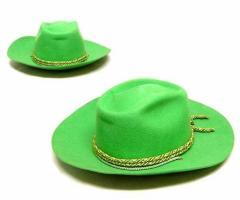 vintage EXPO70 大阪万博「モーレツ」ウエスタンハット (帽子 エキスポ ヴィンテージ ビンテージ) 085916【中古】