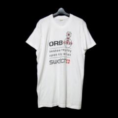 Vivienne Westwood×swatch ヴィヴィアンウエストウッド×スウォッチ 限定 スペシャルORB パッケージ Tシャツ (時計 MAN マン) 086757