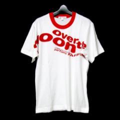 【新品】COMME des GARCONS PARFUMS コムデギャルソン パルファム「S」限定 オーバーザムーンTシャツ (香水 真空パック) 086916