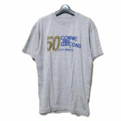 【新品】COMME des GARCONS コムデギャルソン 阪急百貨店50周年限定Tシャツ 086917