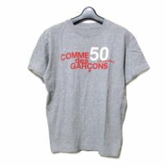COMME des GARCONS コムデギャルソン 阪急百貨店50周年限定Tシャツ 086918