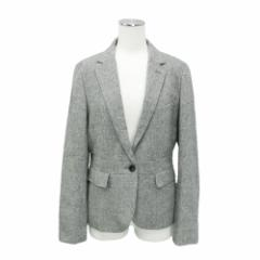 ORIHICA One button tweed jacket オリヒカ 1つボタン ツイード ジャケット 087348