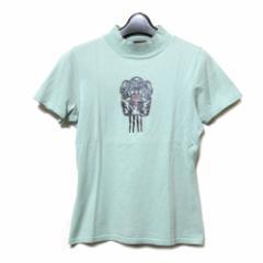 Jean Paul GAULTIER ジャンポールゴルチエ「40」ストレッチデザインTシャツ (ゴルチェ カットソー) 087775