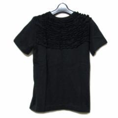 tricot COMME des GARCONS トリコ コムデギャルソン レイヤードフリルTシャツ 089089