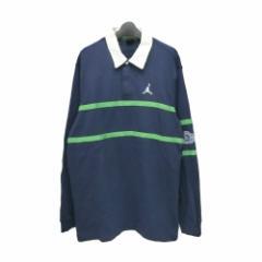 NIKE AIR JORDAN ナイキ エアジョーダン「XL」ウイング ラガーシャツ 089638