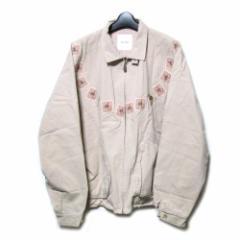 80s Vintage Karl Helmut 80年代 ヴィンテージ カールヘルム サーモンピンクフルジップブルゾン (日本製 ピンクハウス) 089693