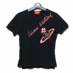 Vivienne Westwood ヴィヴィアンウエストウッド「2」グラフィティロゴオーブTシャツ (RED LEBEL レッドレーベル) 089845