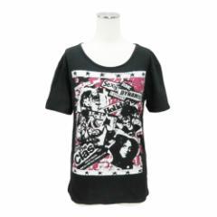Sexy Dynamite LONDON セクシーダイナマイトロンドン クラッシュ ツアーTシャツ (パンク バンド) 090397