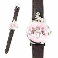 JUICY COUTURE ジューシークチュール エングレムウォッチ・腕時計 090564