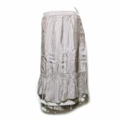 MAX&Co. マックスマーラー ロング巻スカート (MAXMARA) 091055
