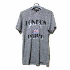 新品同様 MARC JACOBS マークジェイコブス「L」限定 ロンドン Tシャツ (半袖) 091377