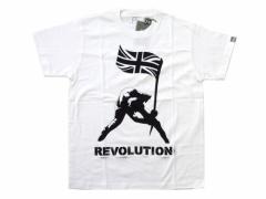 【新品】IRS INDUST RIAL SUITE イリスインダストリアルスイート レボリューションTシャツ 092024