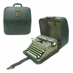 vintage HERMES ヴィンテージ エルメス 2000 タイプライター ケース付 (服飾ブランドのエルメスではありません。トランク) 092125