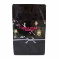 【新品】 DOLLY GIRL BY ANNA SUI ドーリーガールバイ アナスイ リボンストッキング (タイツ 黒 ストッキング) 092289