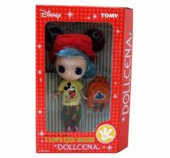 【新品】 廃盤 DOLLCENA Disney ドルチェナ ディズニー アイラブザマウスドール (人形 フィギュア ブライス ミッキーマウス) 092306