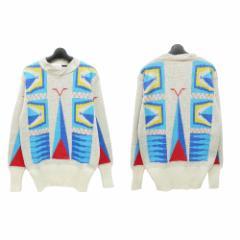 【新品】Vivienne Westwood ヴィヴィアンウエストウッド「S」ワールズエンド限定サベージジャンパーニットセーター 092631