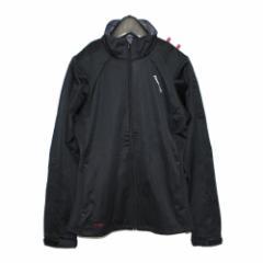 Reebok リーボック フルジップジャージジャケット (黒) 092646