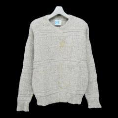 Norsewear ノースウェア「S」ニュージーランド製 フィッシャーマンニットセーター 092852