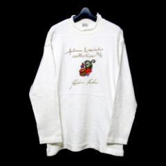 難有 80s Vintage YOSHIYUKI KONISHI FICCE UOMO 80年代ヴィンテージ ヨシユキヨニシ フィッチェ ウォーモ ニットセーター 093243