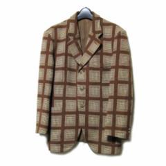 Vintage nicole ヴィンテージ ニコル「44」3Bデザインジャケット (オリジナルハンガー付き) 094914