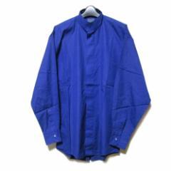 KENZO  ケンゾー「2」マオカラーシャツ (HOMME オム) 095904