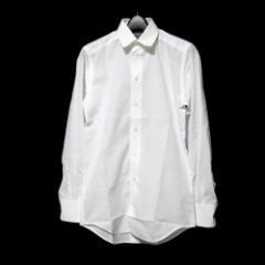 DOLCE&GABBANA ドルチェ&ガッバーナ「37」イタリア製カッターシャツ (スリムフィット 白) 096418