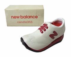 【新古品】new balance ニューバランス 限定355スニーカーキャンドル (ロウソク 置物) 097013