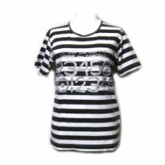 10・corso・como COMME des GARCONS ディエチ コルソコモ コムデギャルソン 「S」2006 限定ボーダーTシャツ (半袖) 097198