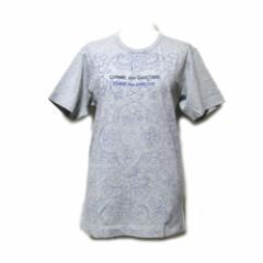 COMME des GARCONS COMME des GARCONS コムデギャルソン コムデギャルソン  エスニックロゴTシャツ (半袖) 097199