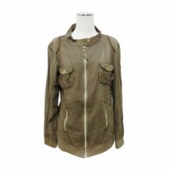 JUDDYCORN ジュディコーン ミリタリー デザインジャケット (ブルゾン) 098764