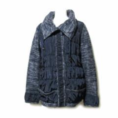 【新品】 Maria Flodi マリアフロディー「M〜L」定価27000+TAX モヘア縮絨ジャケット 099139
