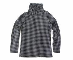 UNIQLO ユニクロ ハイネックフリースカットソー (ロンTシャツ 長袖) 099550