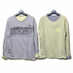 W&LT ダブルアンドエルティー イタリア製 リバーシブルTシャツ (ロンTシャツ WandLT ウォルター ヴァン ベイレンドンク) 099736