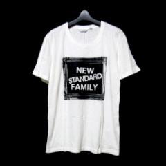 新品同様 uu uniqlo×undercover アンダーカバー ユニクロ「L」限定 NEW STANDARD FAMILY Tシャツ (白 半袖) 100039