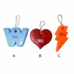 W&LT ダブルアンドエルティー キーチャーム キーリング 各種 (キーホルダー WandLT ウォルト) 100061【中古】