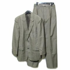LQ Ys for men エルキュー 「M」2Bセットアップスーツ (山本耀司 Yohji Yamamoto POUR HOMME ヨウジヤマモト プールオム) 100442