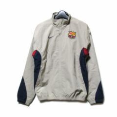 美品 NIKE ナイキ FCBフルジップジャケット (スペイン・リーガエスパニョーラ、FCバルセロナ サッカー) 100668