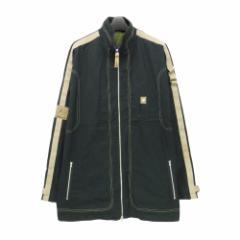 NIKE AIR JORDAN ナイキ エアジョーダン「M」フルジップ ジャケット (黒 マイケル Vintage ヴィンテージ) 100711