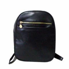 【新品】 Select セレクト プレーンリュックサック (黒 鞄 バッグ) 101413