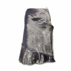 美品 Vivienne Westwood RED LABEL ヴィヴィアンウエストウッド レッドレーベル「L」イタリア製 立体ドレープスカート 101787