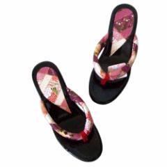 【新品】 Select セレクト「L」和着物草履 (サンダル 日本製 Made in Japan 靴 シューズ) 101833