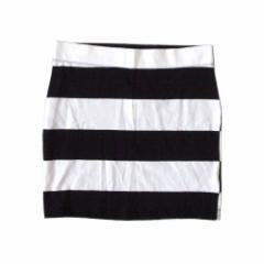 【新品】 GAP ギャップ「M」定価4900+税 ボーダースカート (白 紺) 102207