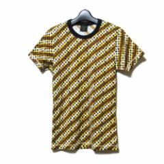 Jean Paul GAULTIER HOMME ジャンポールゴルチエ オム「M」レオパードストレッチTシャツ (ゴルチェ 半袖 豹柄) 102496
