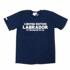 【新品】 Labrador Retriever ラブラドールリトリーバー 「M」定価3800+税 テキスト Tシャツ (半袖 日本製 Made in Japan) 102649