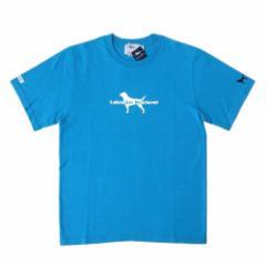 【新品】 Labrador Retriever ラブラドールリトリーバー 「L」定価3200+税 ドッグロゴTシャツ (日本製 Made in Japan) 102650