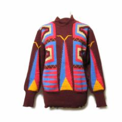 難有 [SALE] Vintage worls end Vivienne Westwood ワールズエンド ヴィヴィアンウエストウッド イギリス製 ニットセーター 103138