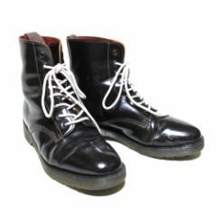 Ys for men Dr.Martens ワイズフォーメン ドクターマーチン別注 「UK8」英国製 8ホールレザーブーツ 103267