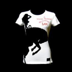 【新品】 Anglomania Vivienne Westwood×Lee ヴィヴィアンウエストウッド×リー「XXS」限定コラボレーションTシャツ 103761