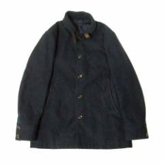 GU UNIQLO ジーユー ユニクロ「M」クラシックウールコート (紺 ネイビー ジャケット ブルゾン) 104543